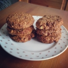 Oatmeal Raisin-Cookies